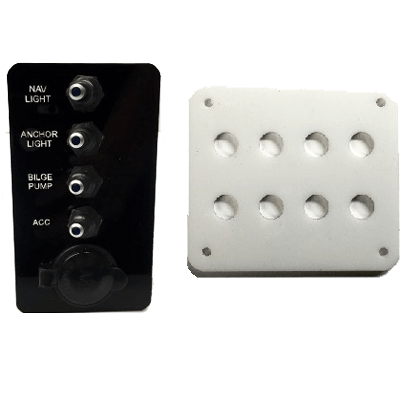 Toggle Switch Panels